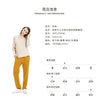 Women's Sleepwear Set 100% Cotton Long Sleeve V-neck Loose Casual Thin