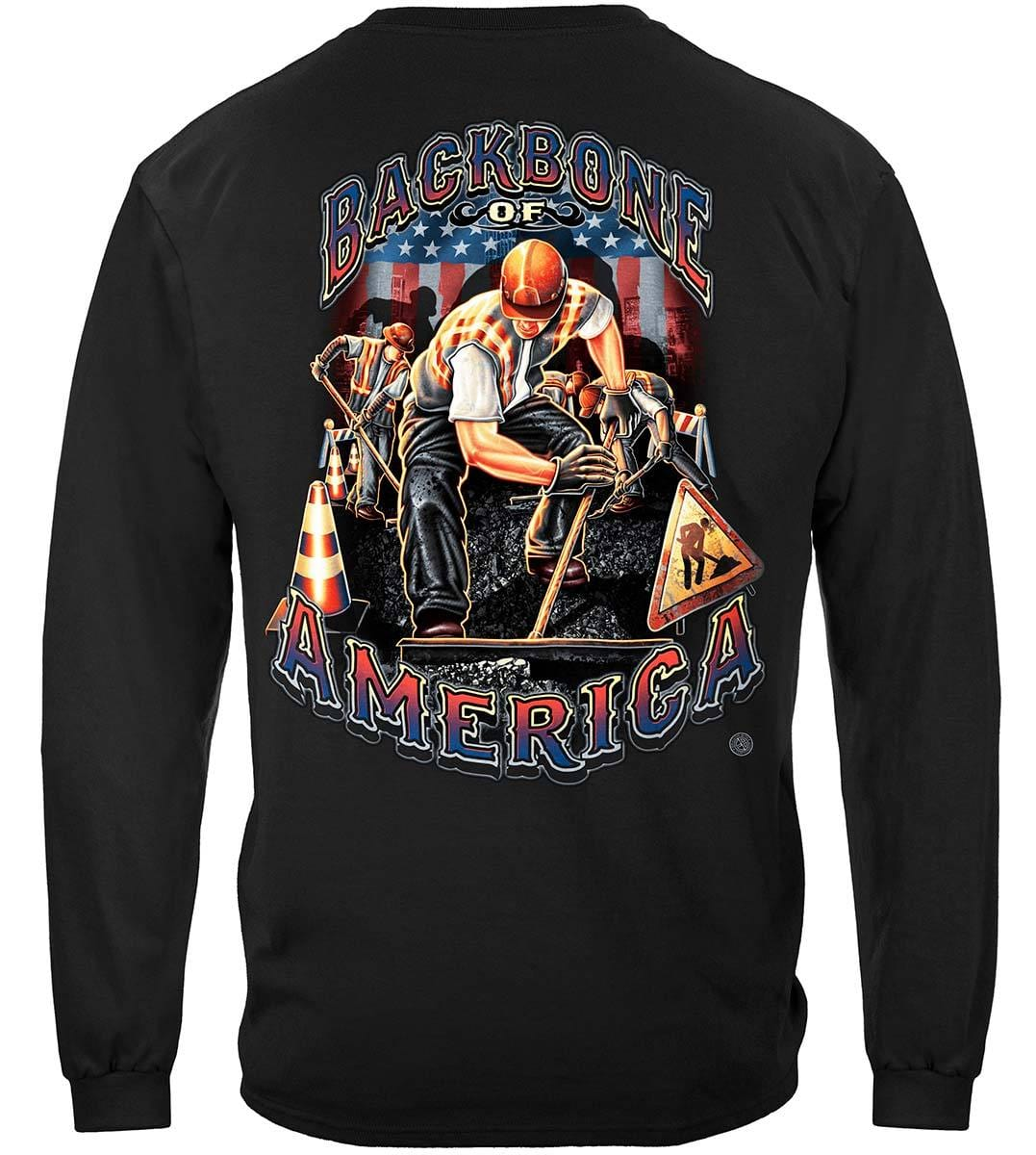 American Laborer Premium Long Sleeves