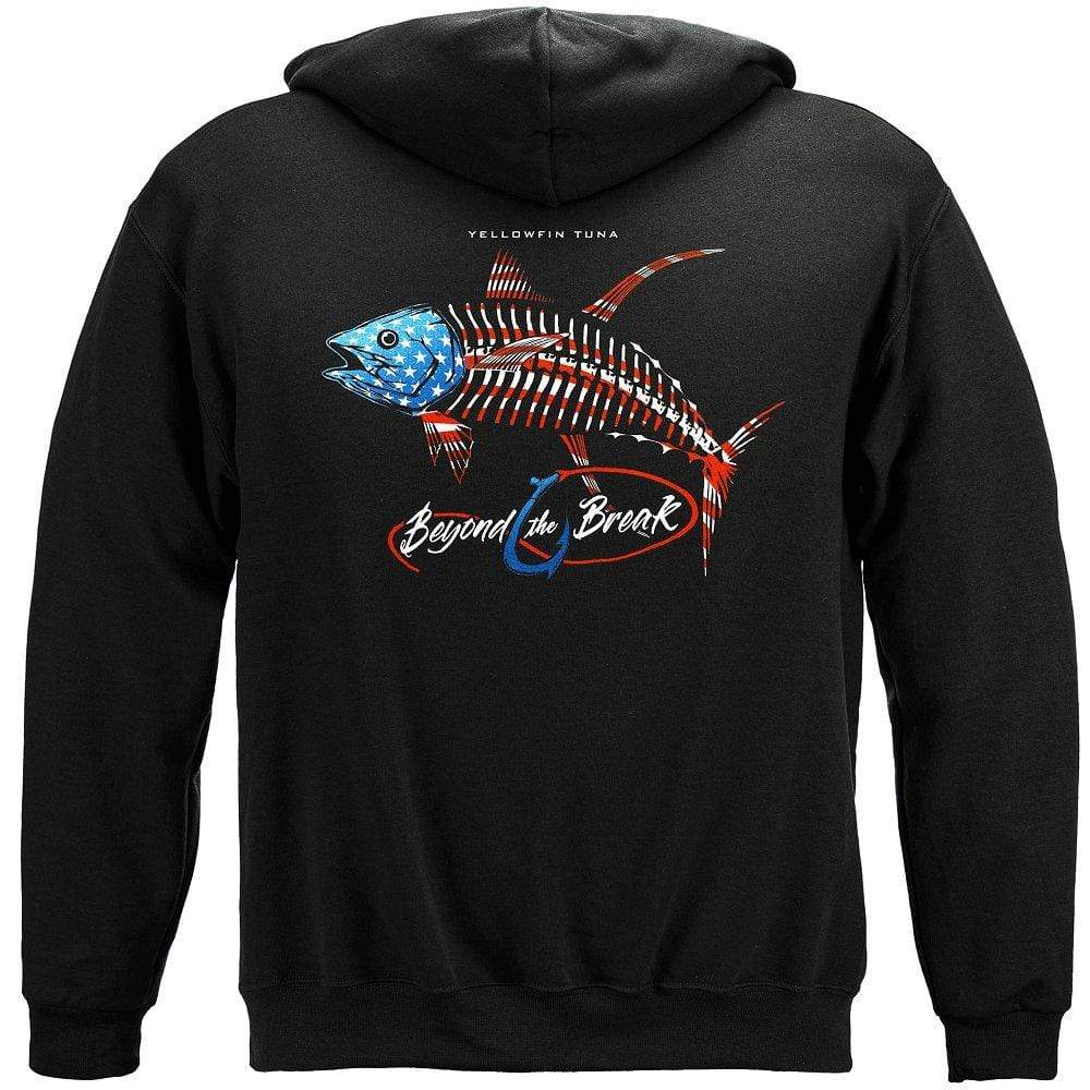Patriotic Tuna Premium T-Shirt
