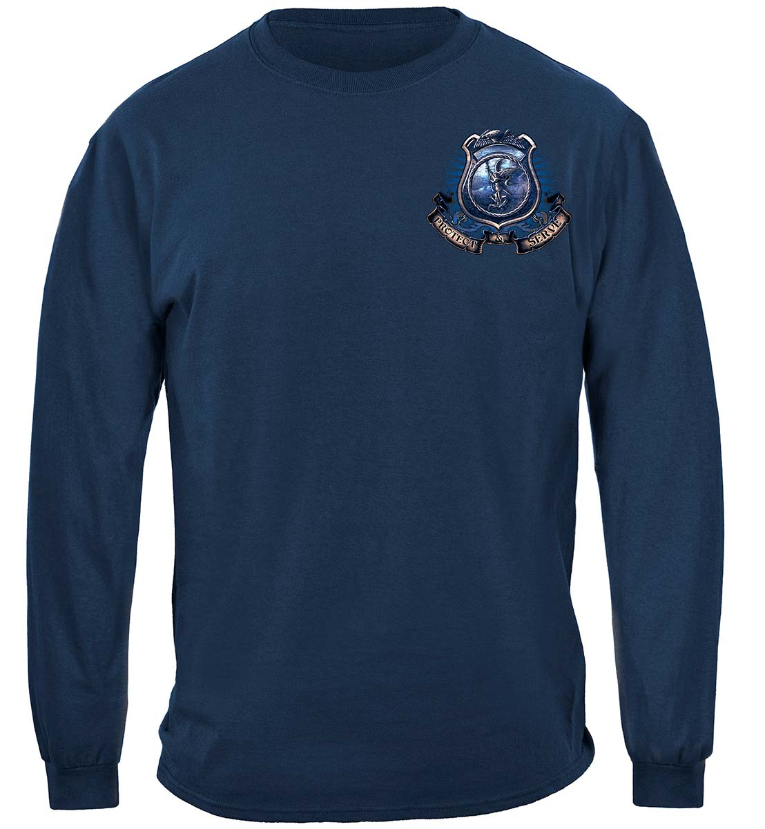 Police Coat of Arms Premium T-Shirt