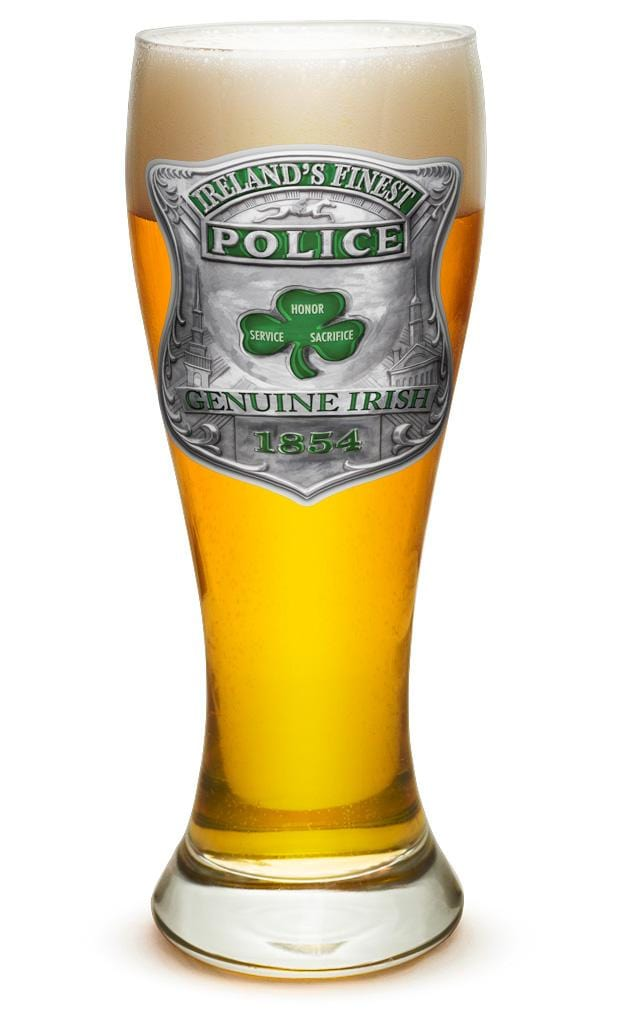 Garda Irelands Finest 23oz Pilsner Glass Glass Set