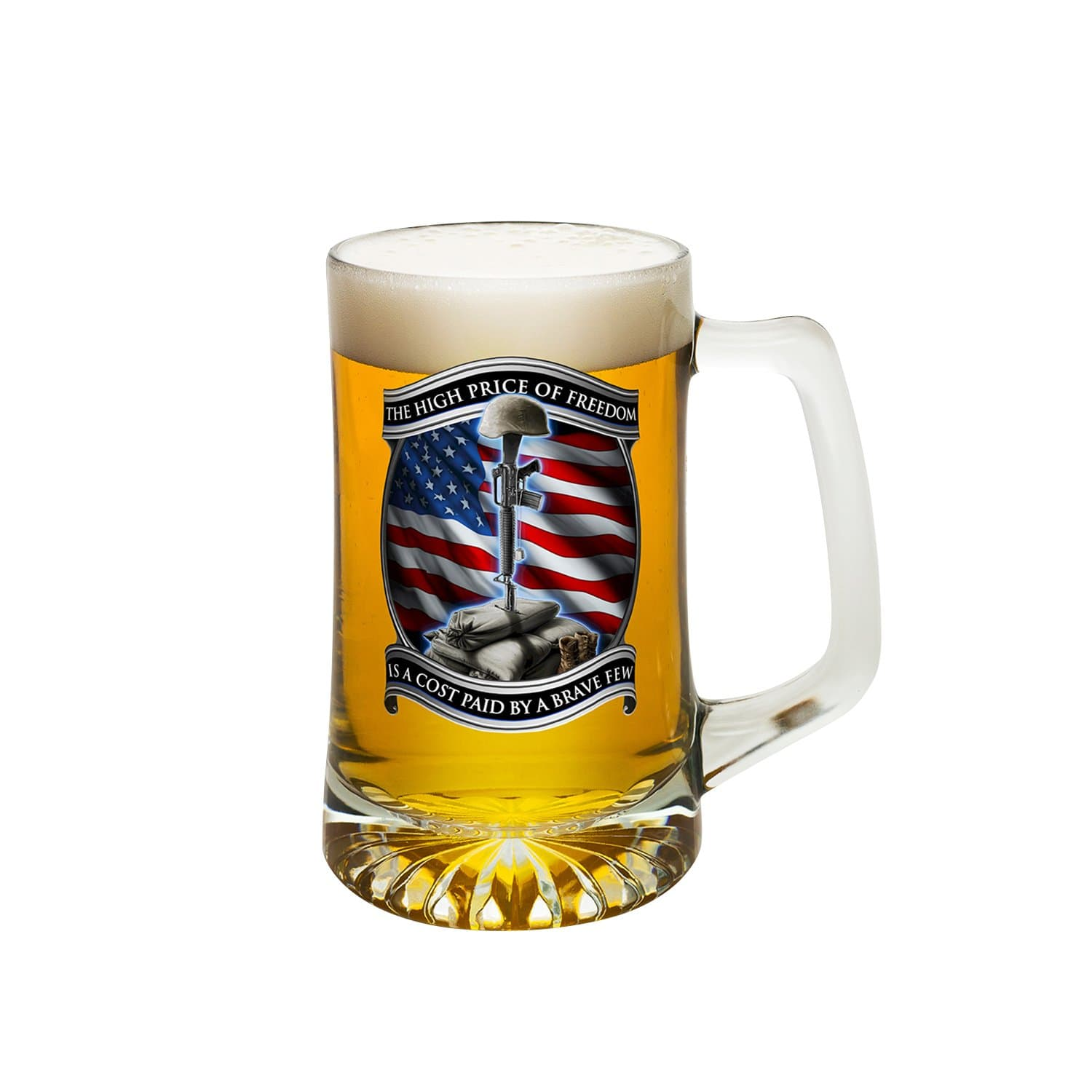 High Price Of Freedom Tankard