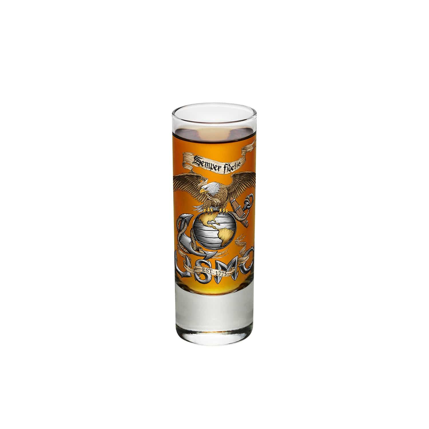 Eagle USMC Shot Glass