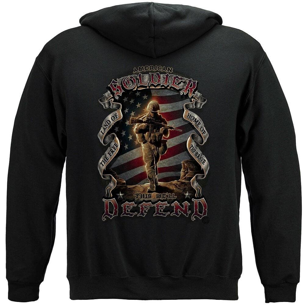 American Soldier Premium Men's T-Shirt