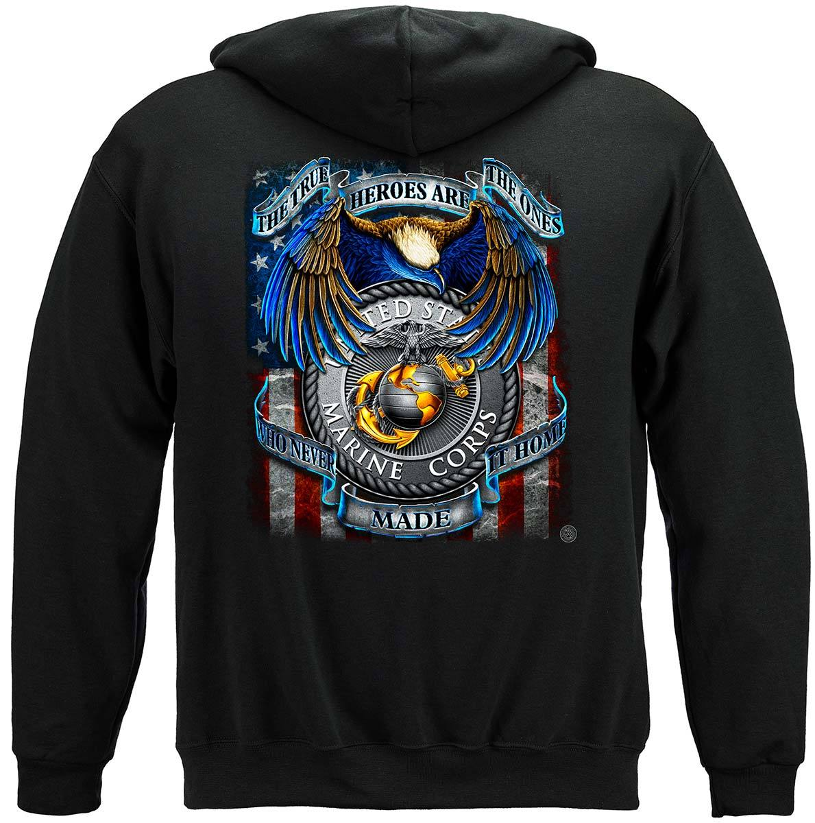 True Hero Marines Premium T-Shirt