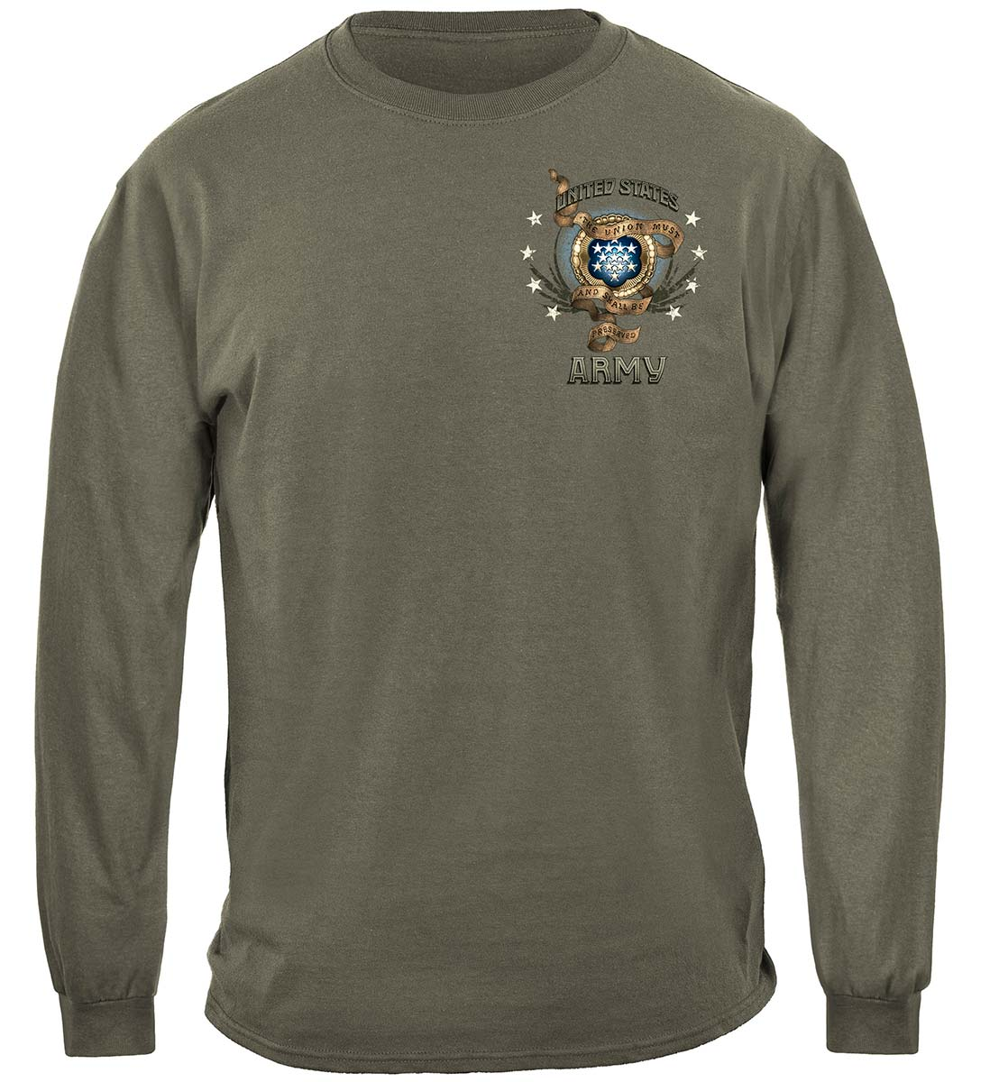 Army Respond To Your Country Call Premium T-Shirt