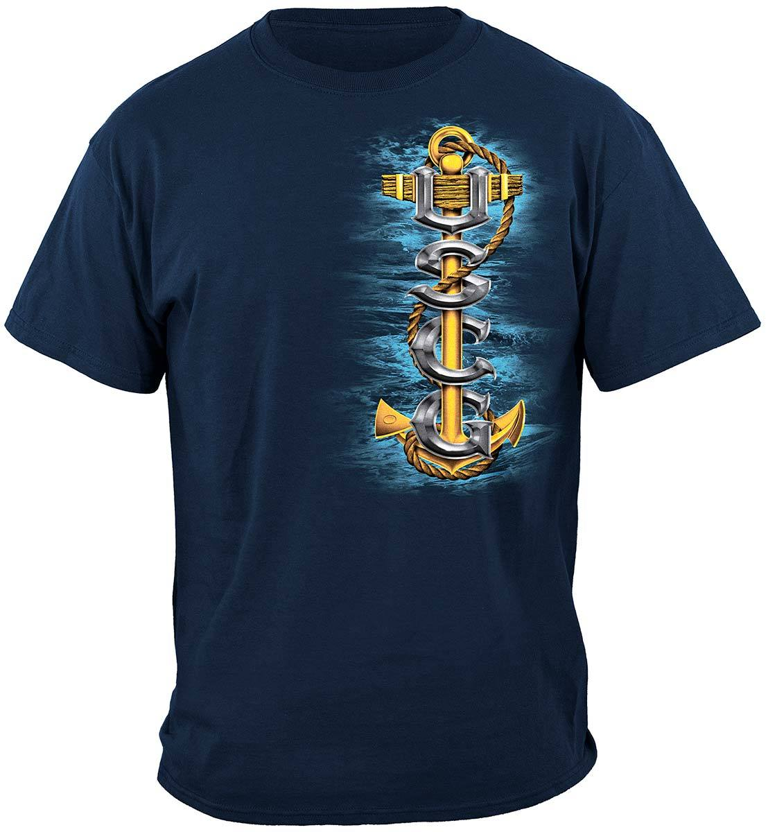 USCG Coast Guard Premium T-Shirt