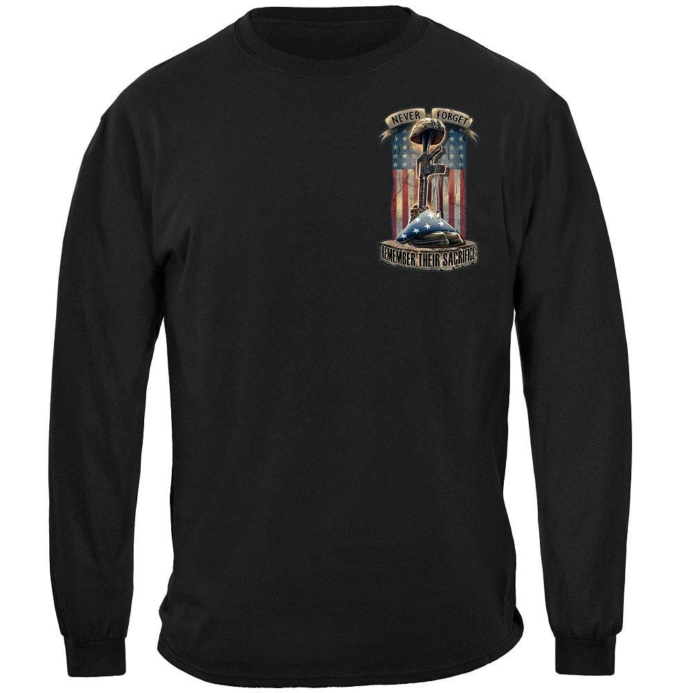Honor Our Heroes Premium Men's Long Sleeve
