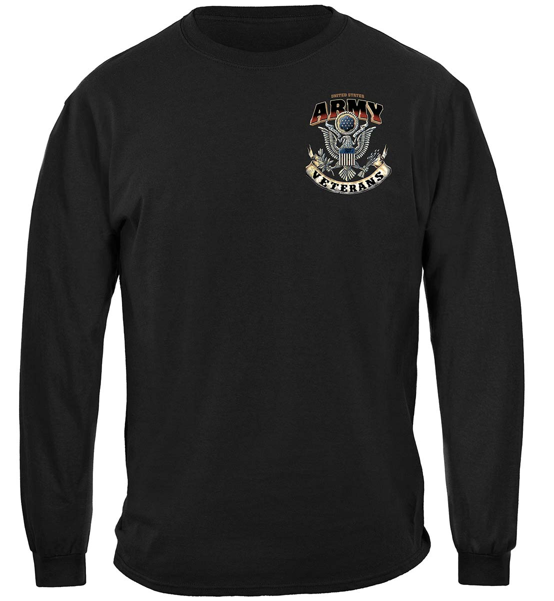 Army Proud To Have Served Premium Hooded Sweat Shirt