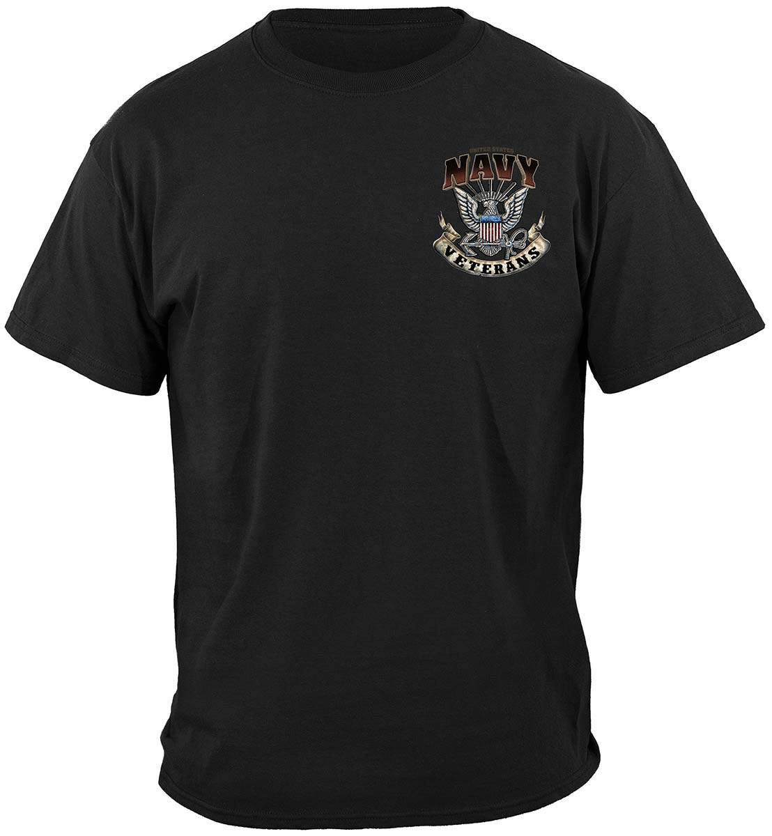 Navy Proud To Have Served Premium Long Sleeves