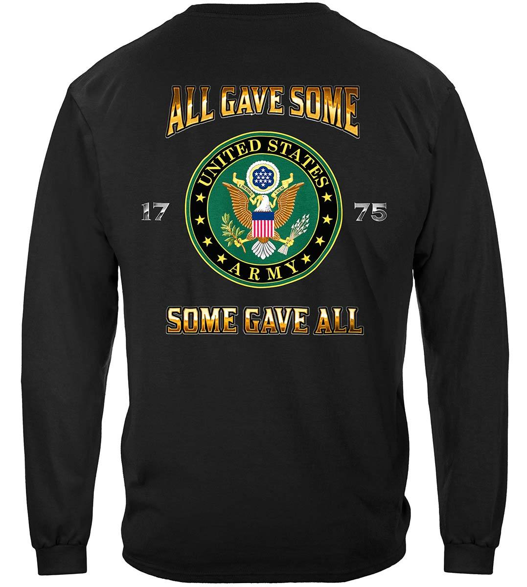US Army All Gave Some Premium Long Sleeves