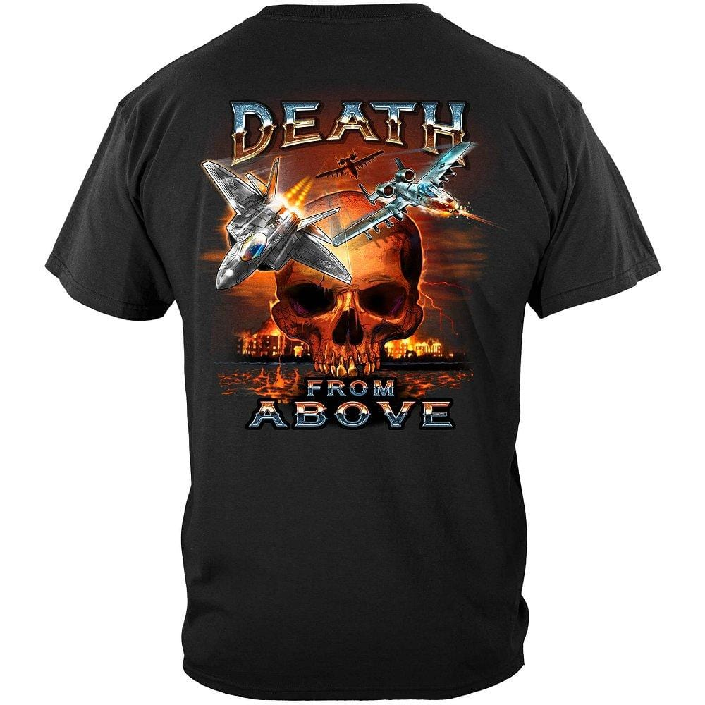 Death From Above Premium Men's T-Shirt