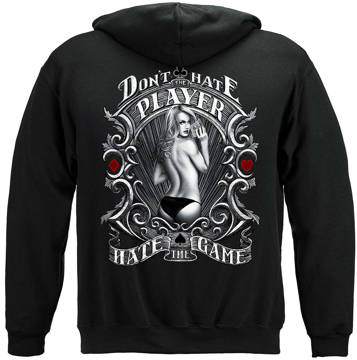 Don'T Have The Game Premium Hooded Sweat Shirt