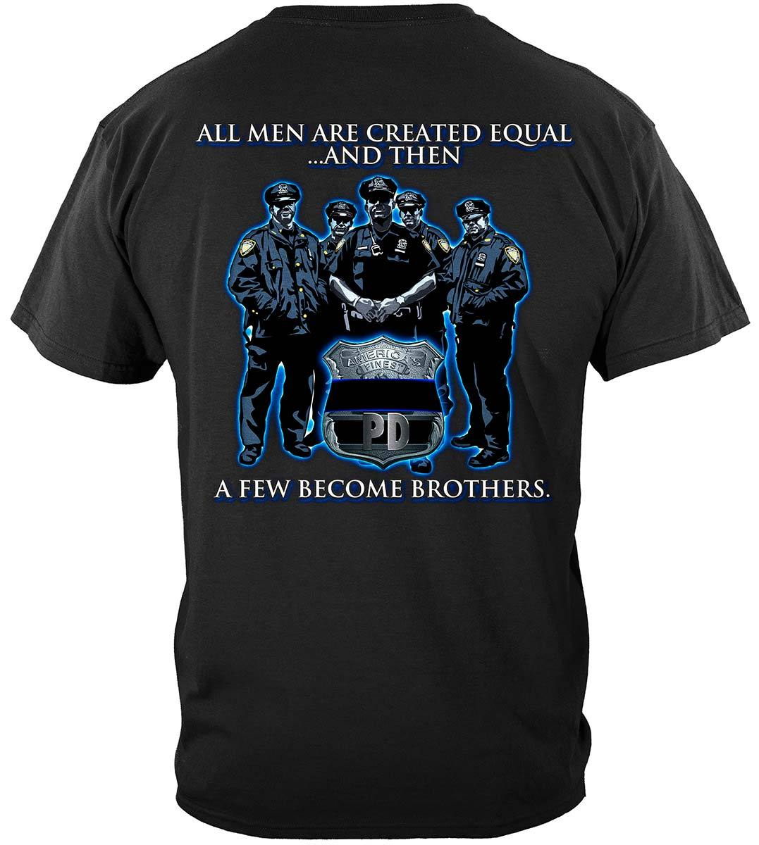 Brotherhood Police Premium T-Shirt