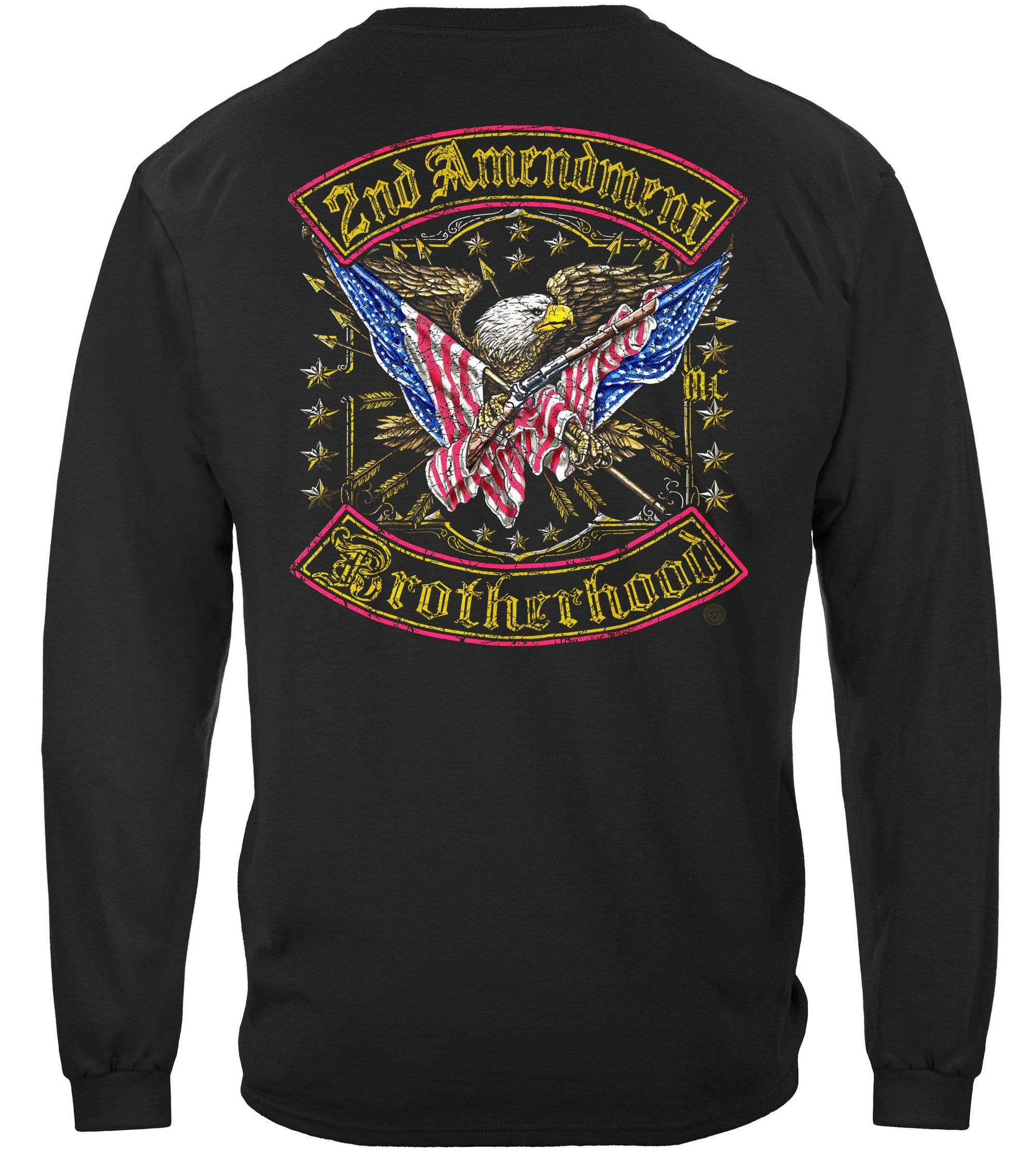 2nd Amendment Brotherhood Long Sleeve