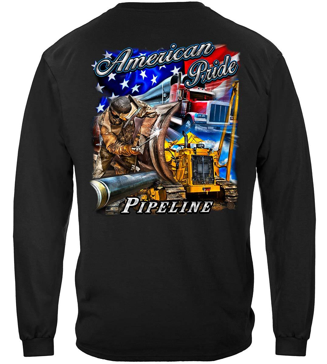 American Pride Pipeline Premium Long Sleeves