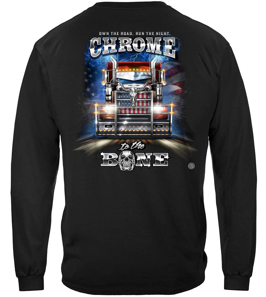 Trucker CTTB Big Rig Brush Guard Premium Long Sleeves