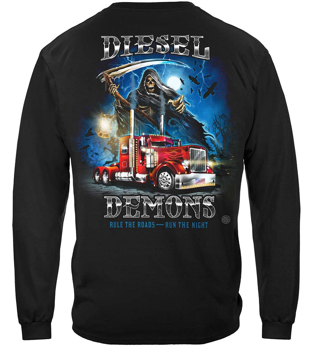 Trucker CTTB Road Reaper Premium Long Sleeves