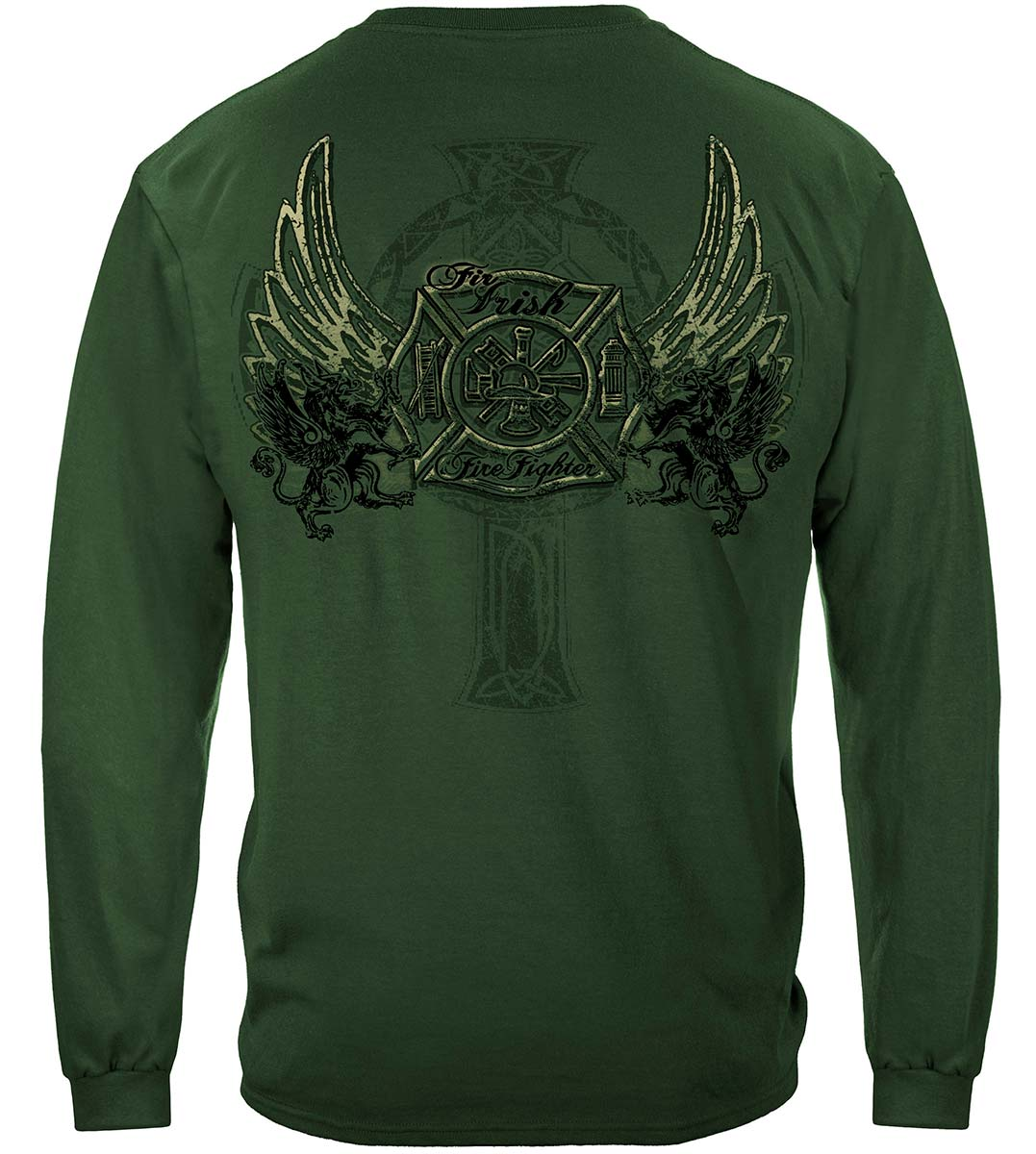 Elite Breed Irish Firefighter Premium Long Sleeves
