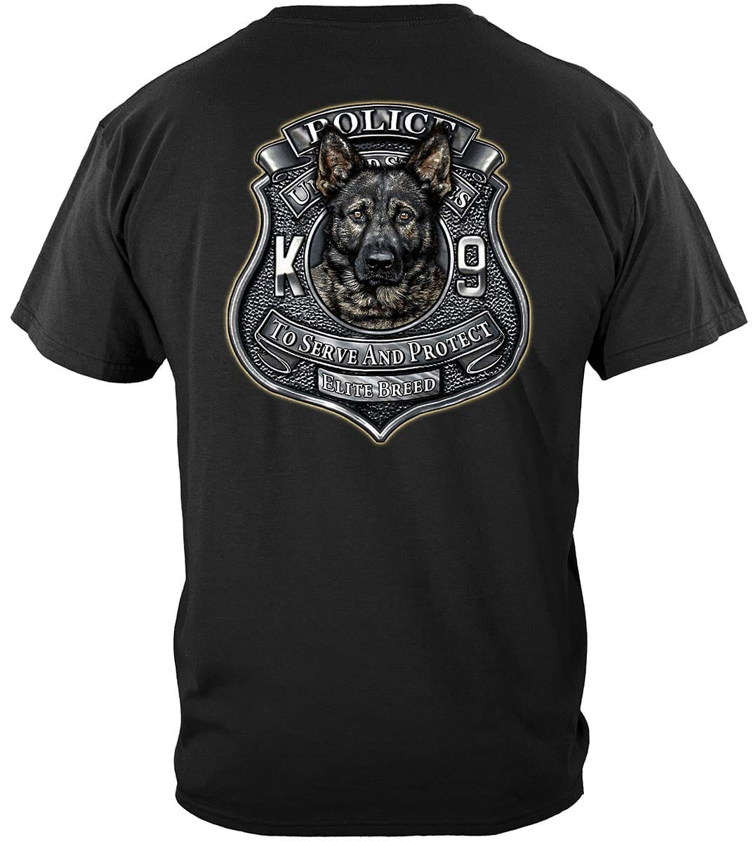Elite Breed K9 Police Premium T-Shirt