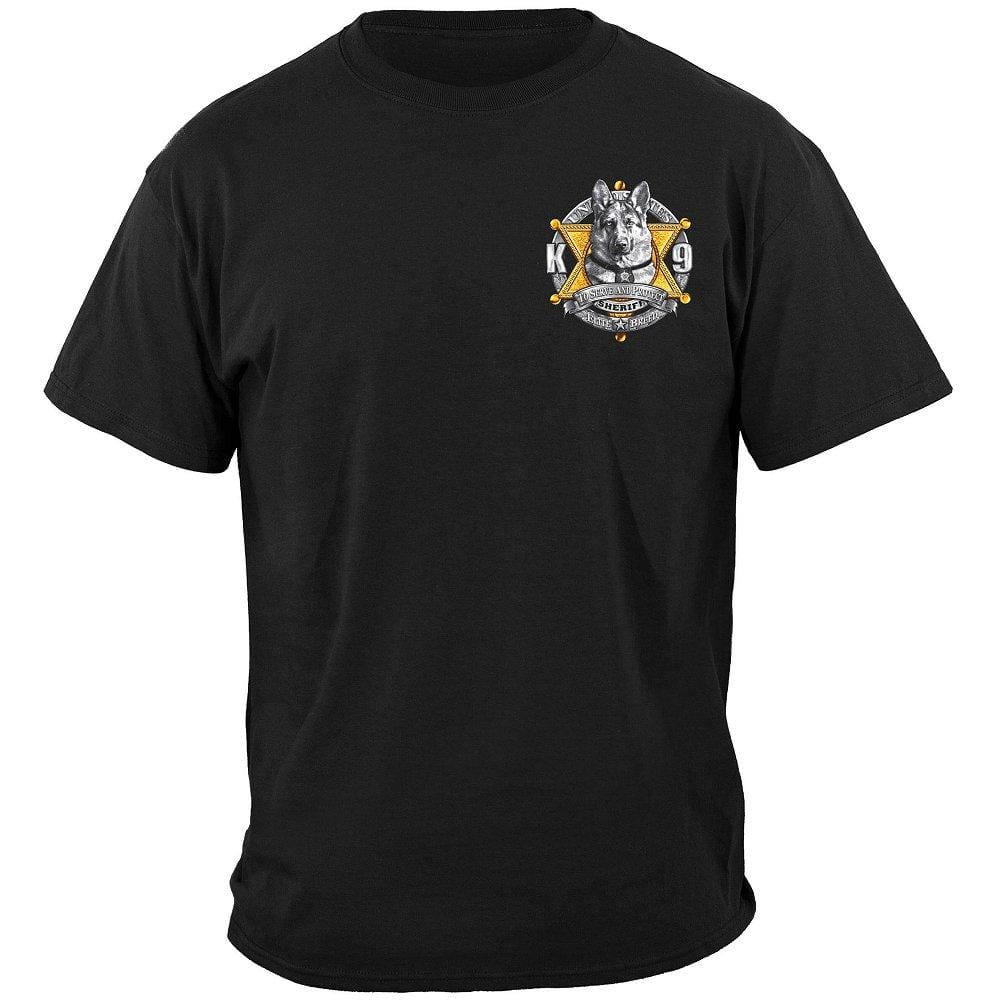 Elite Breed K9 Sheriff Premium T-Shirt