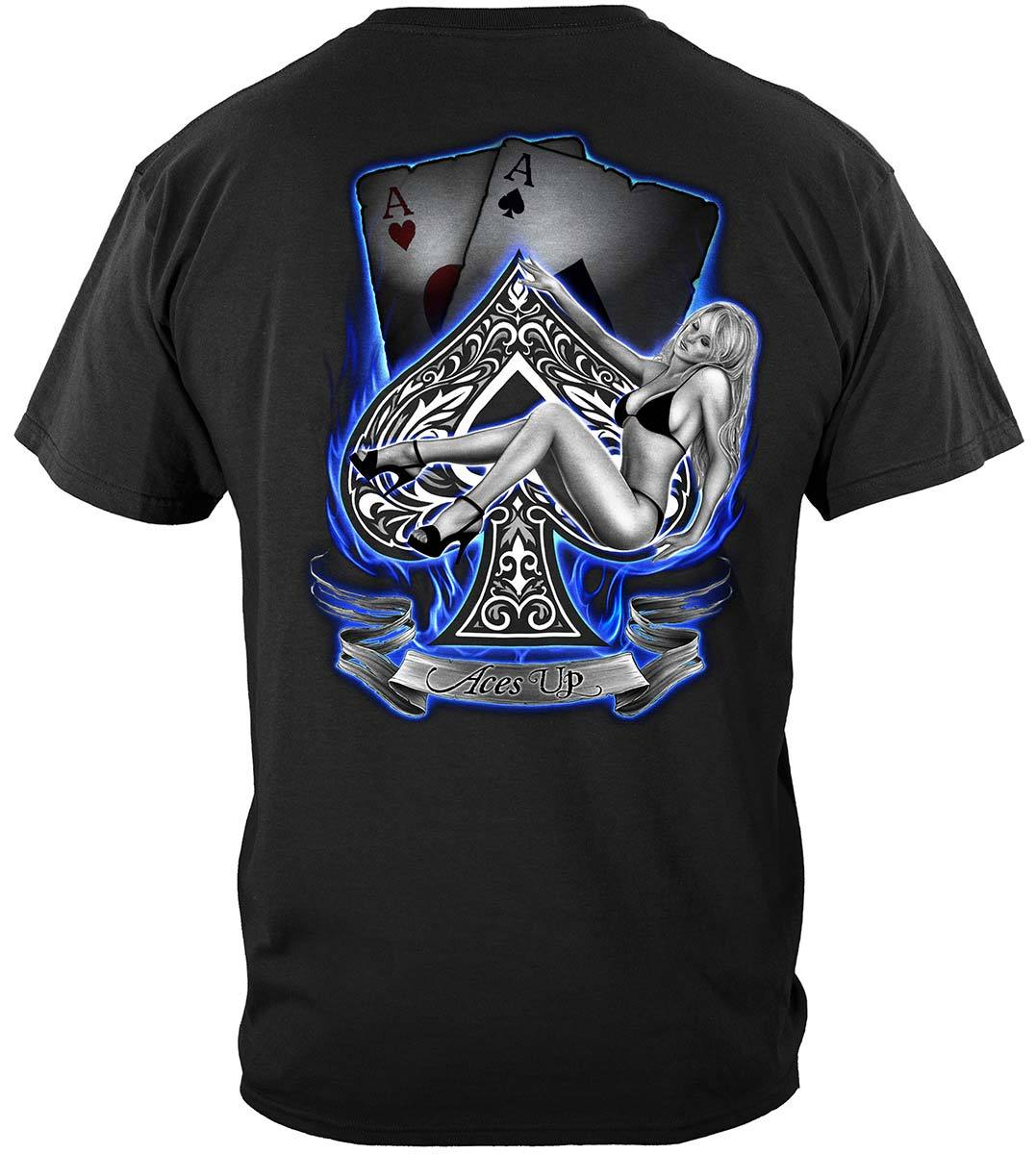 Aces Up Premium T-Shirt