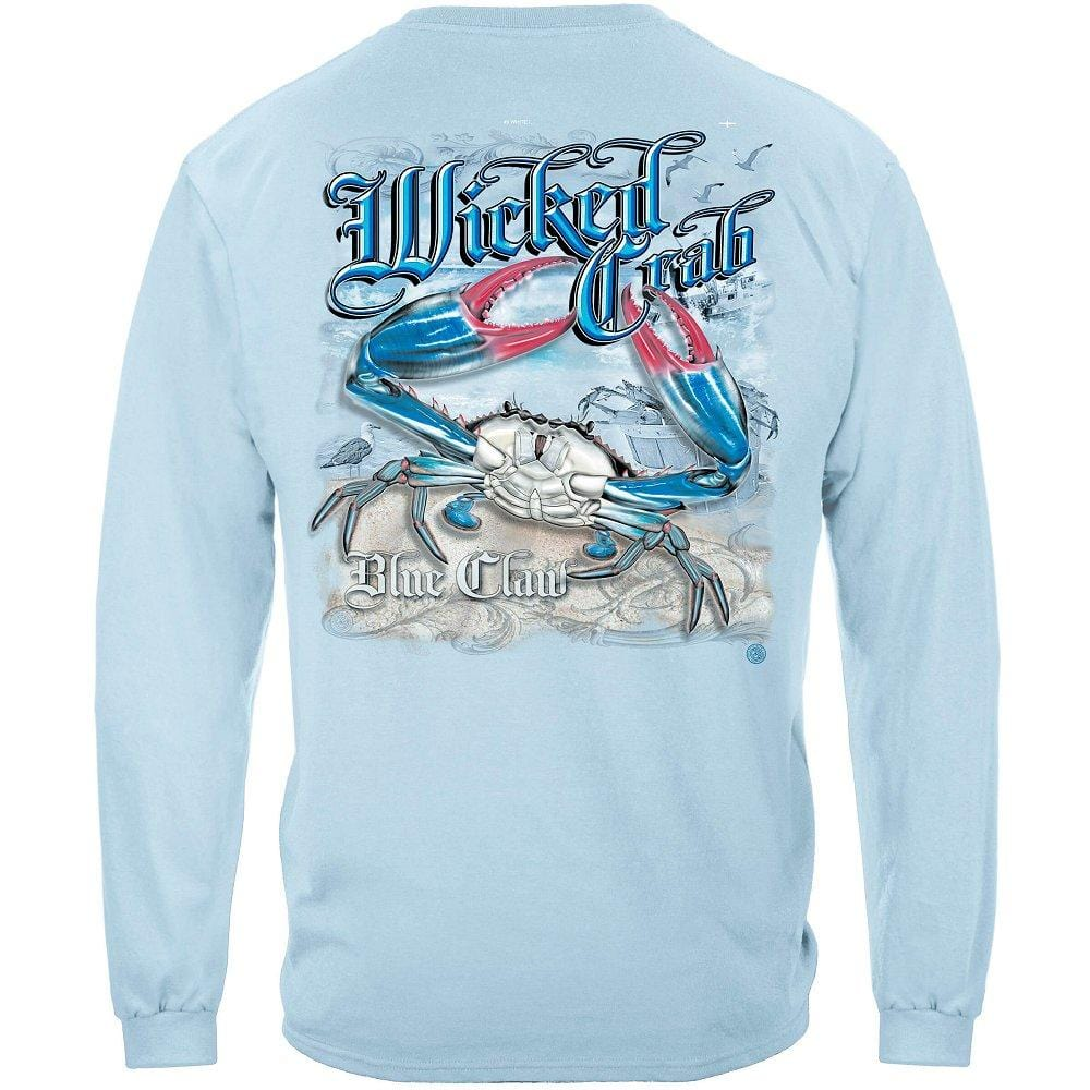 Wicked Crab Premium Long Sleeves