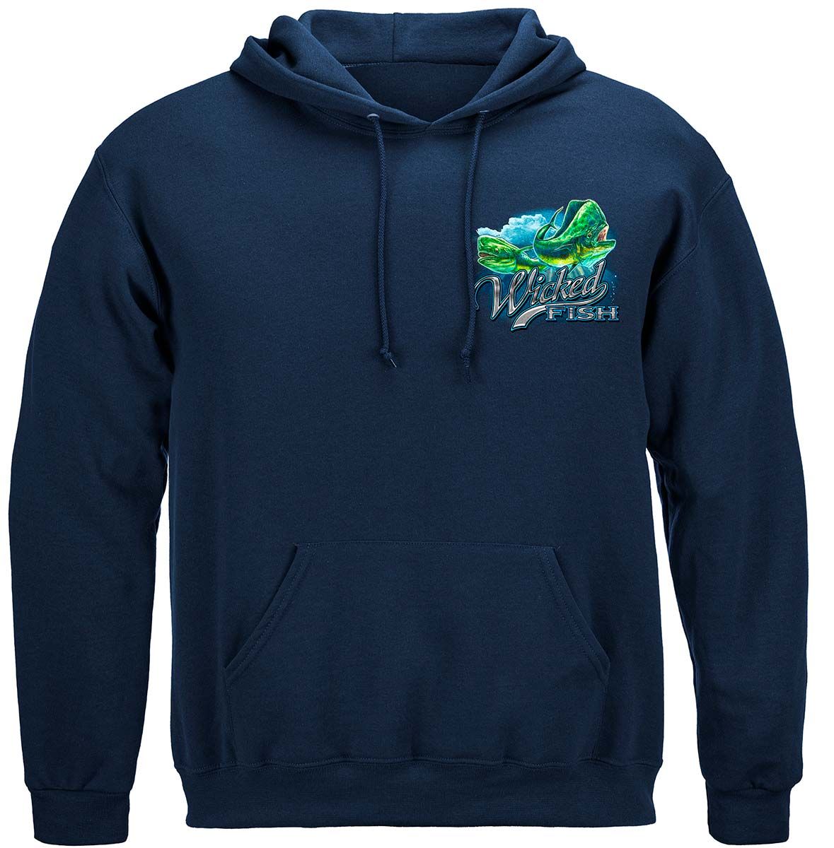Wicked Fish Mahi Mahi Premium T-Shirt