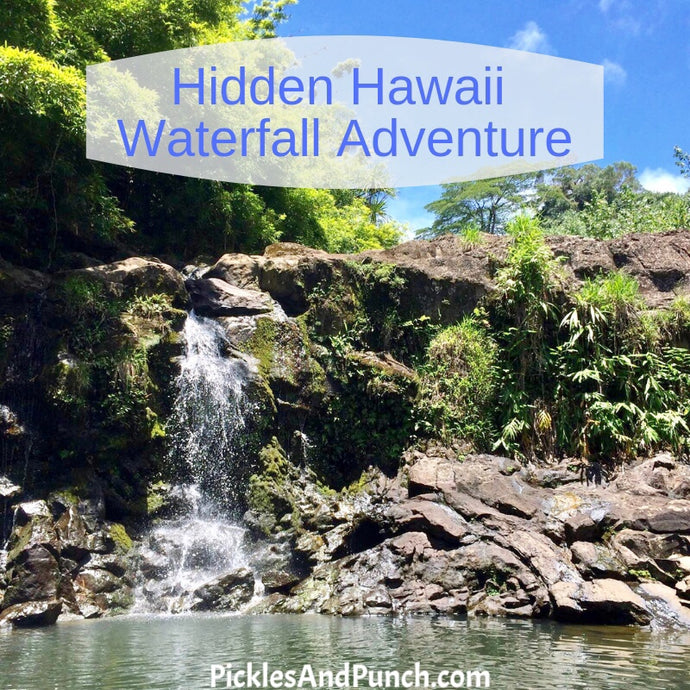 Hidden Hawaii Waterfall Adventure