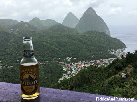 sandals grande st. lucian sgsl #stlouistostlucia soufriere the beacon restaurant gros piton hike real st. Lucia tours