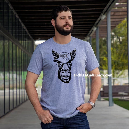jack ass donkey jerk Richard mens tee