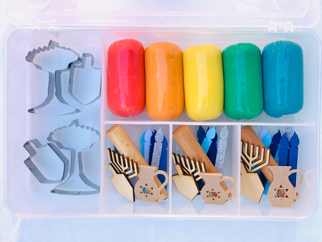 Hannukah Family Kit