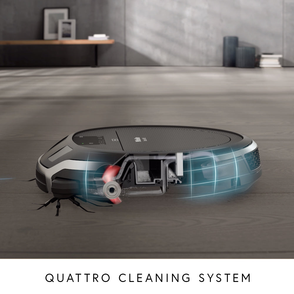 Dissection of Quattro Cleaning System