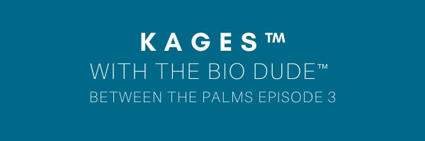 The Bio Dude Kages Between The Palms Ep. 3 with Zach of ReptileKages.com