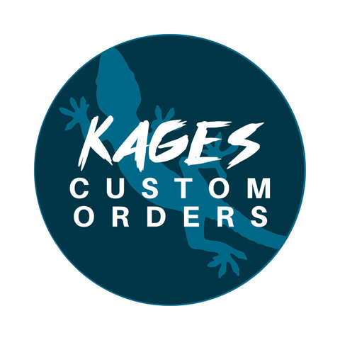 Custom Order for Chris Kale
