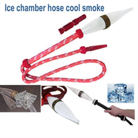 MYA ice hose tip cool smoke tough handle shisha hookah argileh 190 cm long