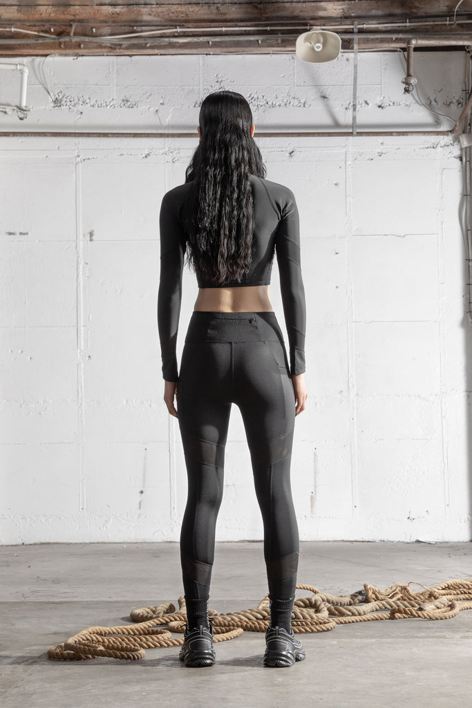 Non Compression Legging