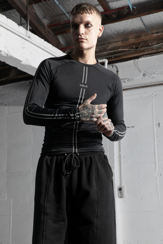 Compression Body (Long Sleeve) - AVAILABLE NOW!