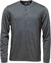 Men's Torcello L/S Henley - TGH-1