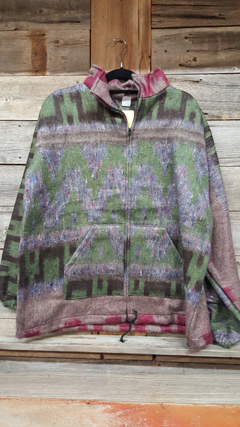 Large Molina Indian Jacket