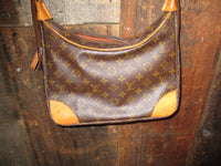 Vintage Painted Louis Vuitton with Fringe