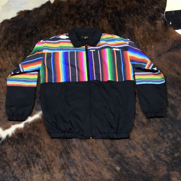 Sarape L&B Windbreaker Jacket