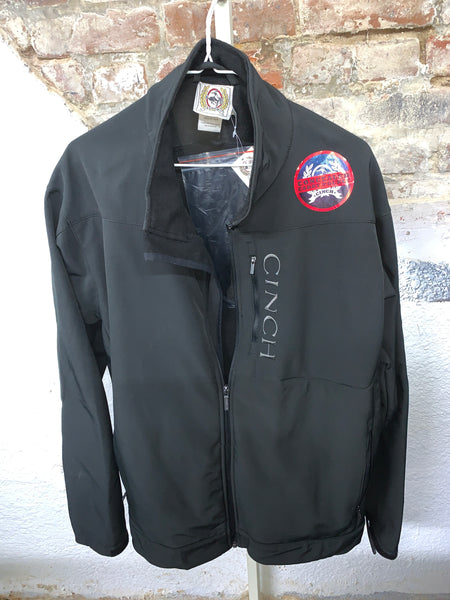 Men's Cinch Black/Black Concealed Carry Pocket Jacket