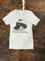 Yellowstone Train Station Shirt
