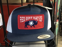 Texas Buffalo Red Dirt Hat Co