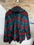 Aztec Swing Coat