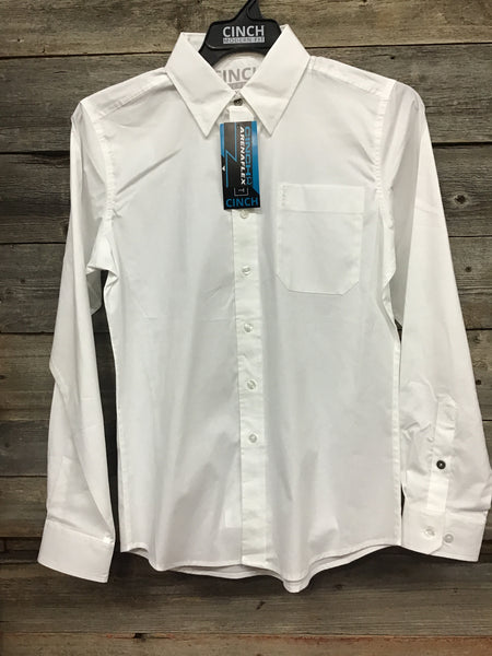 Cinch White Modern Fit