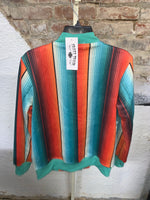 Crazy Train Serape Jacket