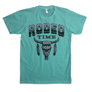 Dale Brisby Rodeo Time Turquoise
