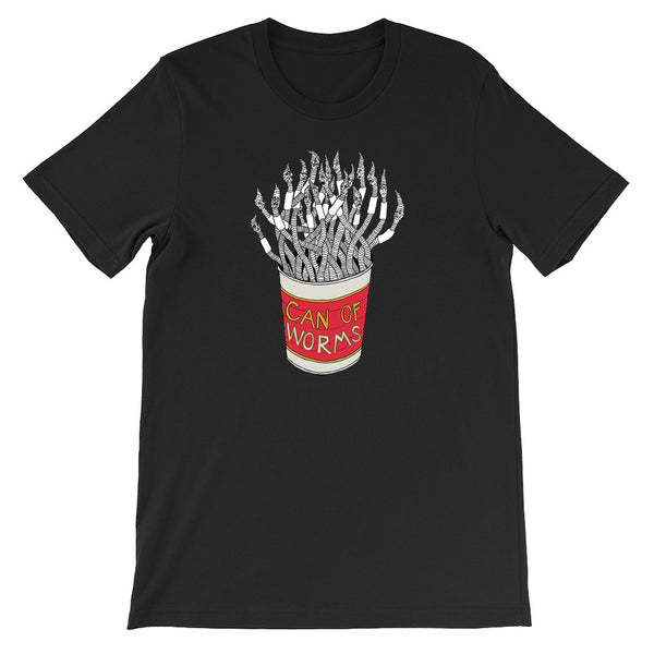 Can of Worms T-Shirt